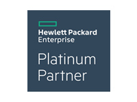 Hewlett Packard Platinum Partner